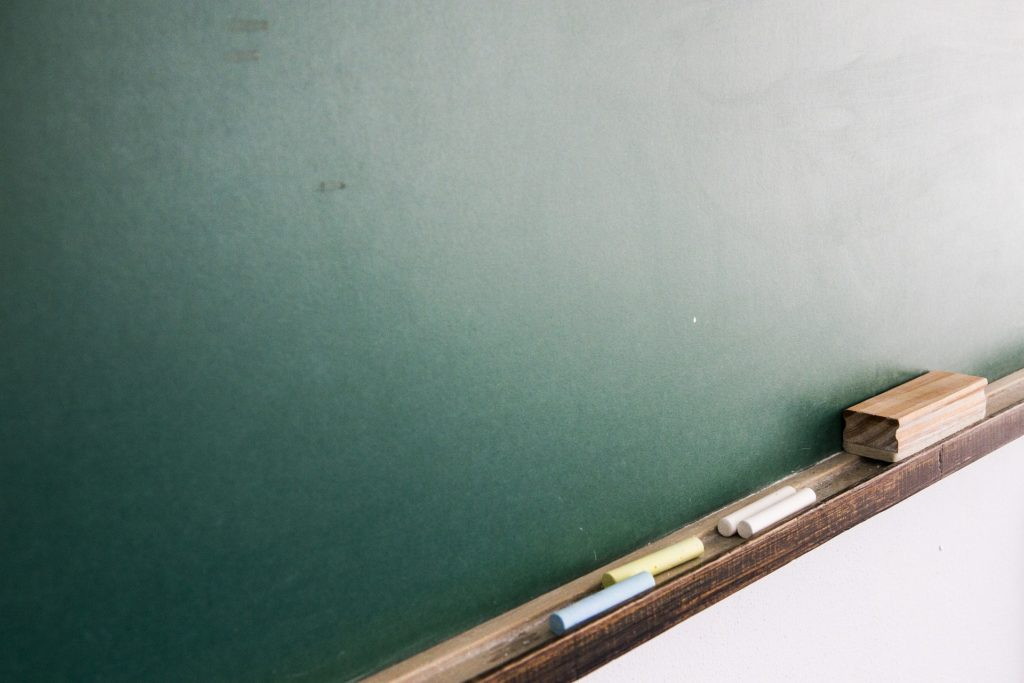 overspannen basisschoolleraar