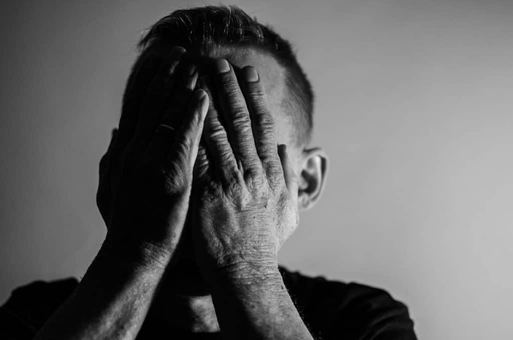 depressie door oververmoeidheid