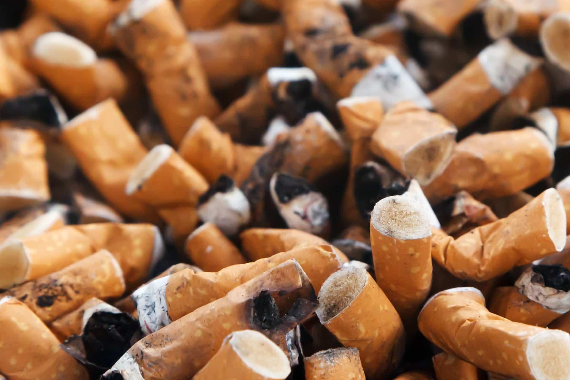 Roken om te ontspannen