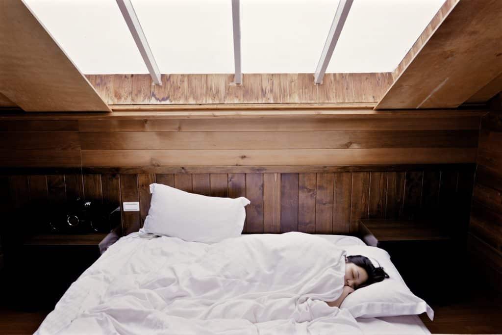 slecht slapen oververmoeid