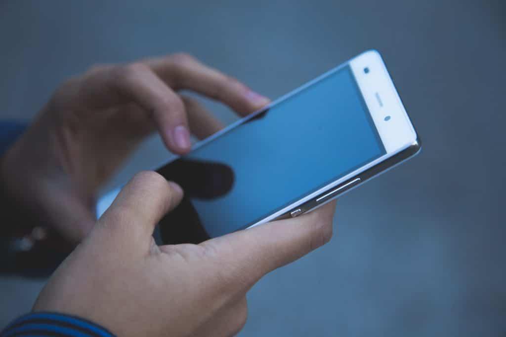 Niet zonder smartphone kunnen