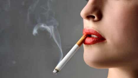 stoppen met roken stress