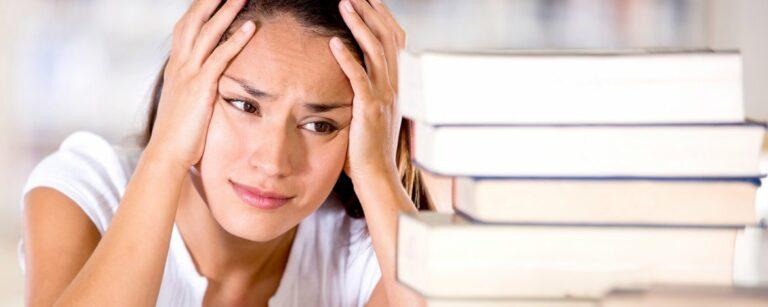 Burn-out bij studenten – Opgebrand tijdens je studie