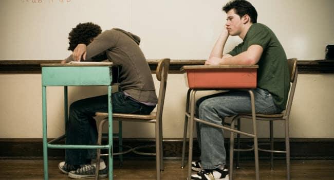 Burn-out bij studenten