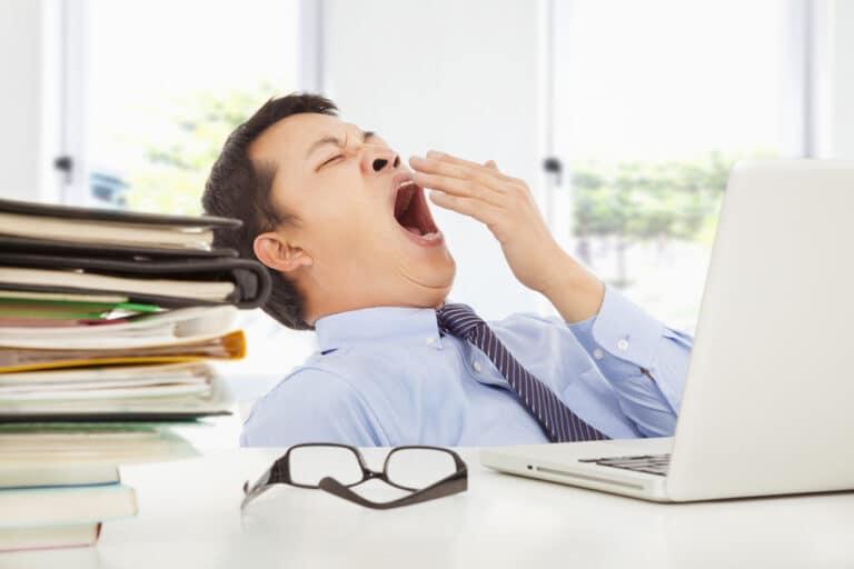 Bore out – Ziek worden door de verveling