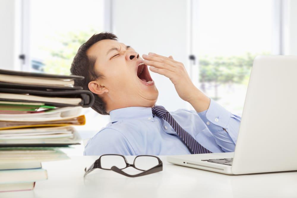 Bore out - Ziek worden door de verveling