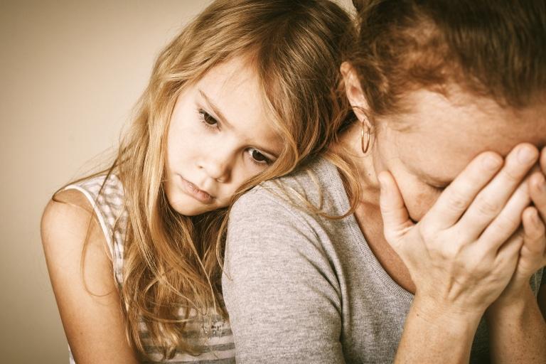 Parentificatie ouder kind relatie