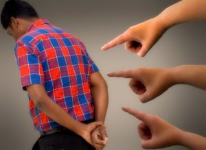 Burnout door een narcistische leidinggevende