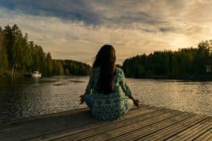 invloed van yoga op burnout