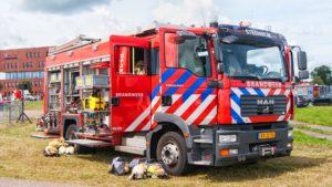 Stress brandweer