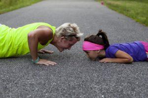 geen discipline om te sporten