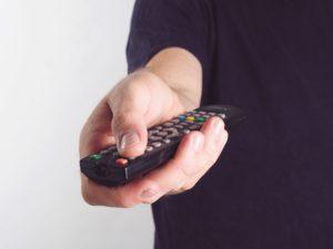 Te veel televisie kijken