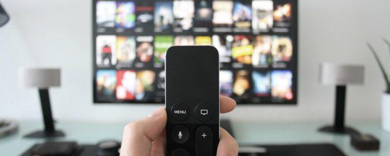 Te veel televisie kijken leidt tot extra stress