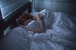 Niet kunnen slapen burnout