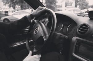 Moeite met autorijden bij overspannen