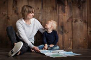 burnout met kinderen