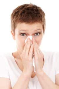Vaker verkouden stress
