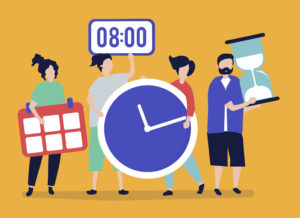 Time management burn out