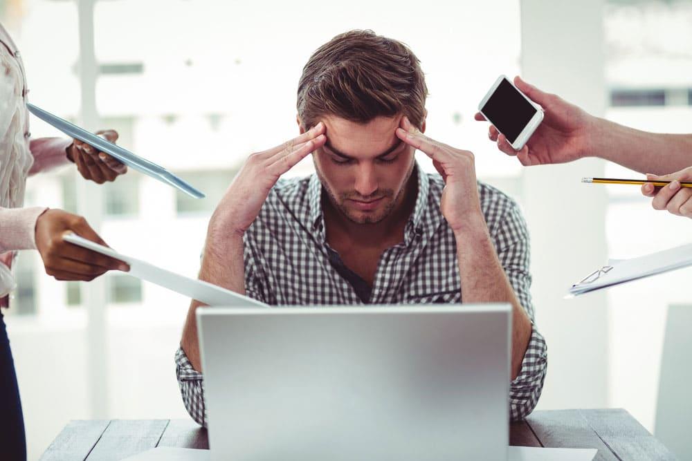 afhankelijkheid bij stress en burnout