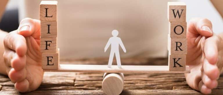 Slechte balans tussen werk en privé: hoe herstel je de balans?