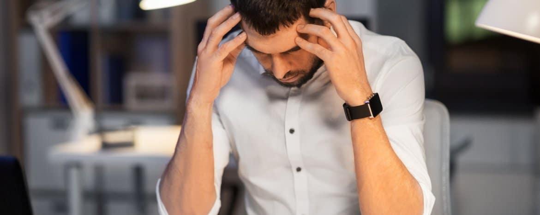 Je werk niet afkrijgen: een bron van vermoeidheid en stress