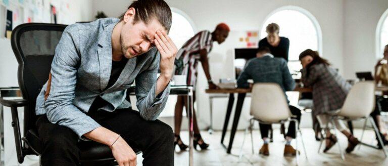 Het aangeven van stress op je werk, hoe doe je dat?