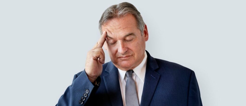 Spanningshoofdpijn: stress en burnout