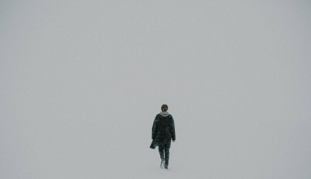 Moeite met alleen zijn