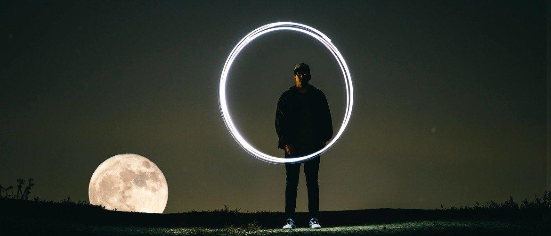 De cirkel van invloed-/ en betrokkenheid in relatie tot stress en burn out