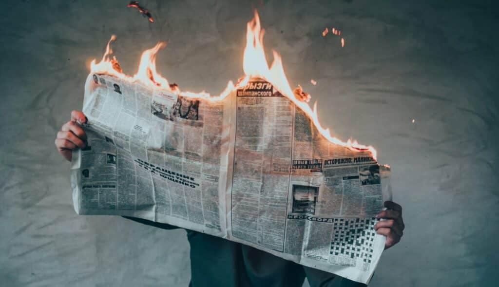 Hoe om te gaan met nieuwsberichten?