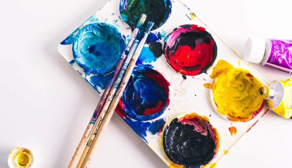 Hobby's die helpen bij stress of burn-out