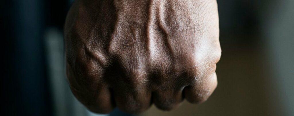 Woede aanvallen door burnout en stress