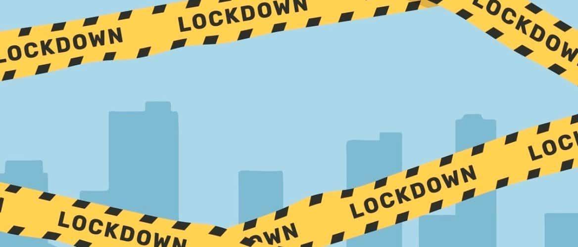 Hoe overleef ik een lockdown? Tips om de lockdown goed door te komen.