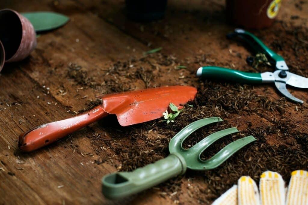 Tuinieren tegen de stress