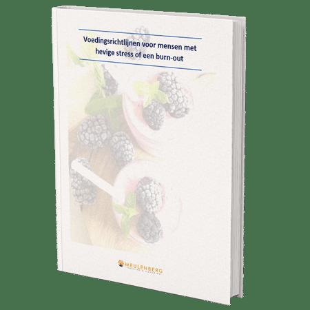 e-book voeding en stress