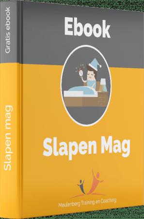 E-book Slapen mag